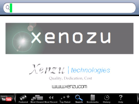 Xenozu Youtube 8900 apps