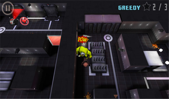 <b>Critter Escape v1.0 for blackberry playbook games</b>