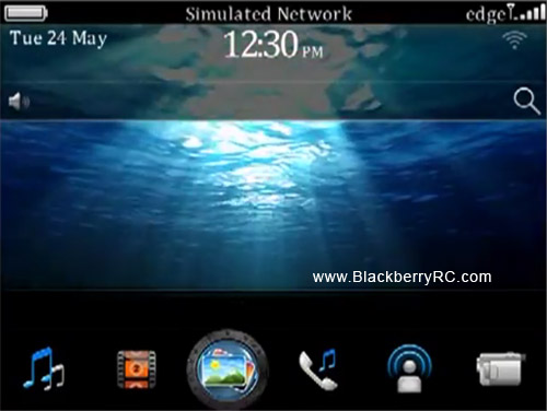 <b>Underwater HD 3D theme</b>