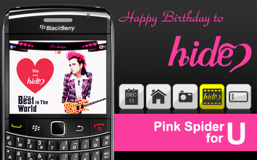 Pink Spider themes for 89xx,90xx os4.6