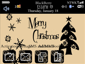 <b>Classy Chic Christmas for 8900,9000 themes</b>