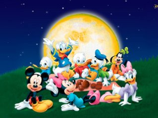 <b>Disney Mickey Mouse cartoon wallpaper</b>