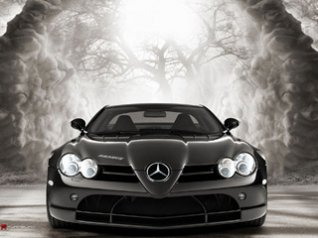 <b>Luxury air-Benz wallpapers</b>