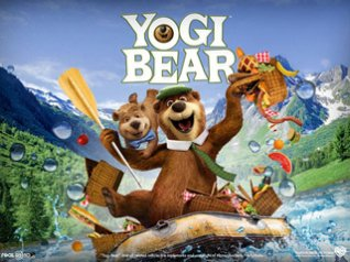 <b>Yogi Bear for blackberry wallpapers</b>