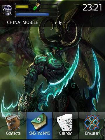 <b>wow - war3 for blackberry storm themes</b>