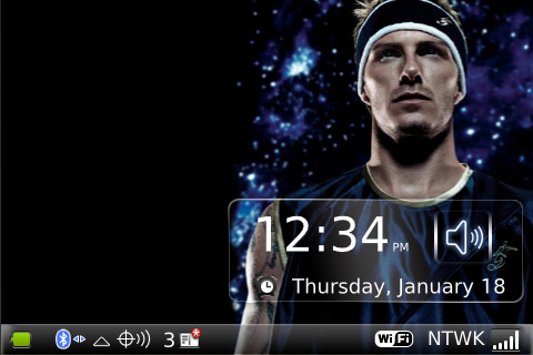 David Beckham 9000 bold themes os4.6