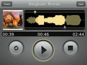 <b>Ringtone Remix v1.0.1</b>