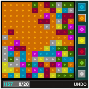 Color Virus for 82xx games