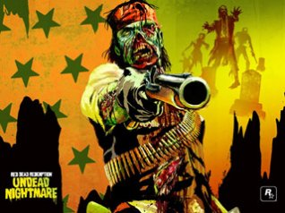 Undead Nightmare Artwork