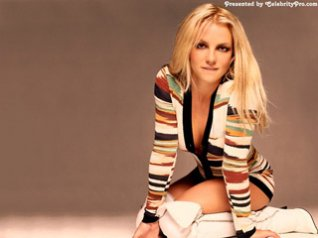 Britney Spears 320x240 wall
