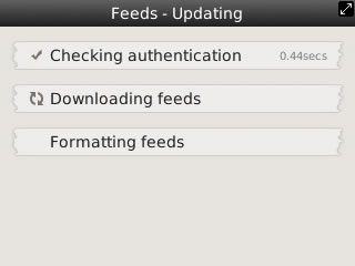<b>Feeds v1.1.1 – Google Reader Client</b>