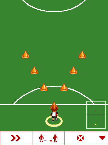 Real Arcade World Soccer 95xx games