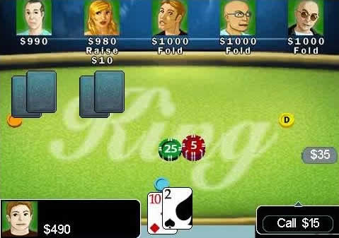 <b>Texas Hold'em King 3</b>