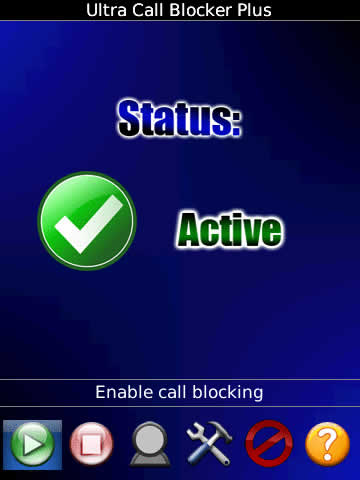 <b>Ultra Call Blocker</b>