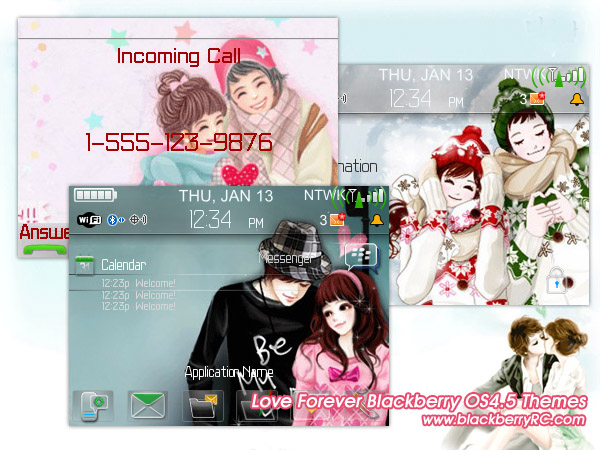 <b>Love Forever for 88xx themes</b>