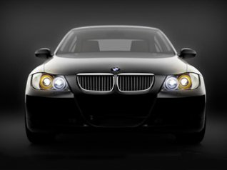 Black BMW 8700 wallpapers