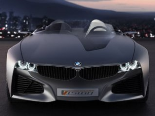 BMW Vision Connected Drive Concept 2011