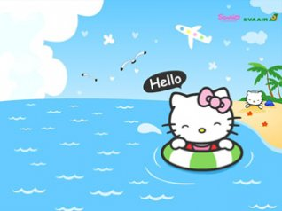 HelloKitty 480x360 wallpapers