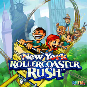 New York Rollercoaster Rush