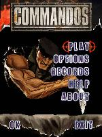 Commandos for blackberry storm games