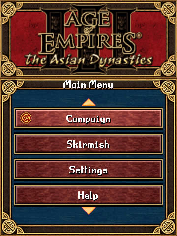 <b>Age Of Empires III: The Asian Dynasties 9500 game</b>