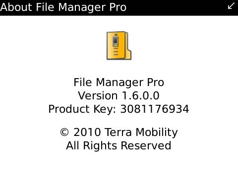 File Manager Pro 1.6.0.0