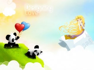 Designign Love wallpapers