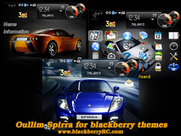 Oullim Spirra for 8800 curve themes