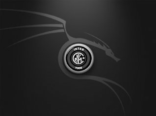Inter logo 320x480 wallpapers