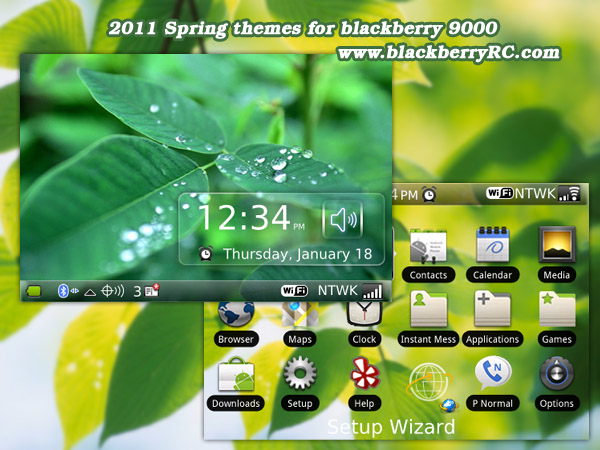 2011 Spring themes for 9000 os4.6