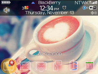 Love Tea for bb 8500 themes