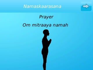 Surya Namaskar for bb 8xxx apps