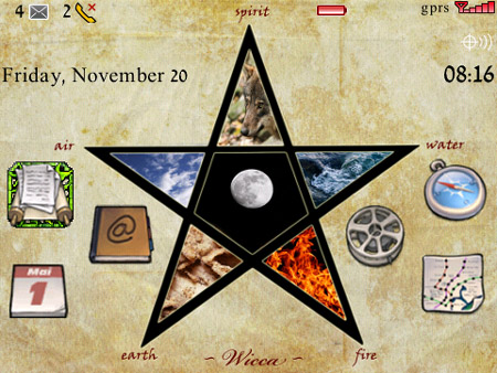 Pagan/Wiccan Custom Dock Tour 96xx os4.7.1