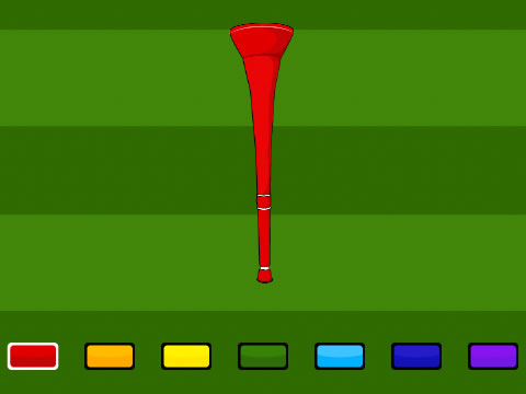Colorful Vuvuzela 8xxx os4.5 apps