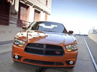 Dodge Charger RT AWD 2012