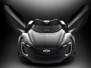 Chevrolet Mi Ray Roadster Concept 2011