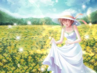 <b>Spring girl wallpapers</b>