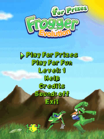 <b>Frogger Evolution: For Prizes</b>