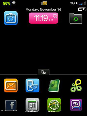 Pink storm themes for bb 9500