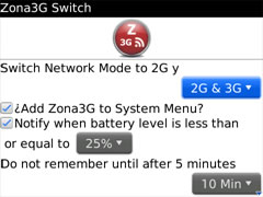 Zona3G - Switch Network v1.1.2