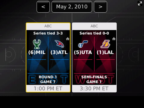 NBA Game Time PLAYOFF EDITION 2010