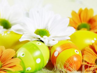 <b>Easter Eggs 2011 wallpapers</b>