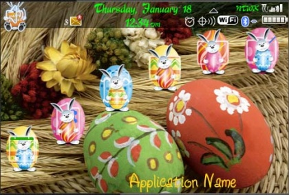 Easter for bold 9000 themes