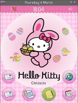 HelloKitty Easter Storm/Storm2 Themes