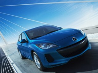 Mazda 3 2012 for 9600 wallpapers