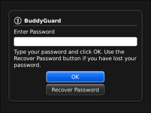 buddyguard para blackberry