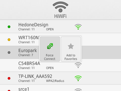 <b>HiWiFi for blackberry apps</b>