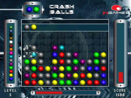Crash Balls v1.0.6 for 9800 torch games