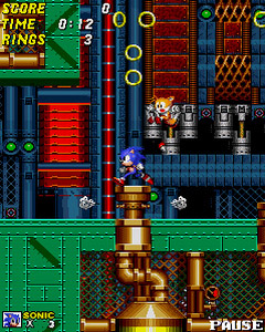 Sonic The Hedgehog 2 for 89xx,96xx,97xx games