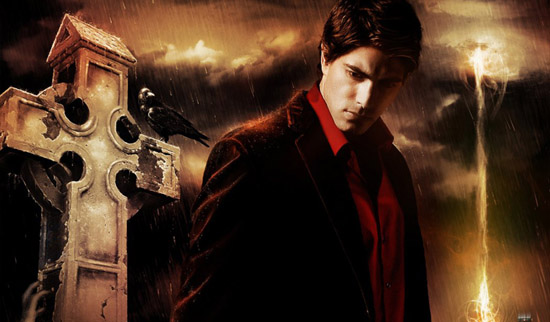 <b>Dylan Dog: Dead of Night for playbook Wallpapers</b>